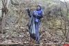 Порядка 20 мешков мусора собрали единороссы на берегу Великой в Пскове