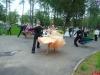 В парке Победы в Острове открыли уголок любви и крепкого брака