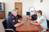 Начальник псковской Росгвардии Игорь Иванов провел рабочую встречу с детским омбудсменом Наталией Соколовой