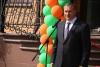 Актер Борис Галкин стал первым постояльцем нового отеля, открывшегося в Пскове в преддверии Ганзы