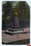 Торжественное открытие восстановленного памятника Александру II состоится в Гдове 8 ноября