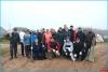 300 мешков с мусором собрали на острове Залита сотрудники администрации Псковского района