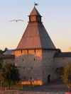 Меняется режим работы смотровой площадки Власьевской башни