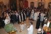 Сотни верующих посетили храмы в Пскове и Великих Луках в рождественскую ночь