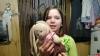 Девочка из себежской деревни попросила Путина купить ее маме мотоблок или мини-трактор