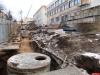 В Пскове устанавливают виновного в уничтожении культурного слоя у здания бывшей столовой «Волна»