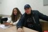 В Пскове координатору «Открытой России» Лии Милушкиной и ее мужу продлили арест