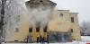 Спасатели ликвидировали открытое горение в Доме Сафьянщикова