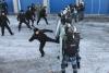Псковские курсанты ФСИН России попробовали пресечь и ликвидировать массовые беспорядки