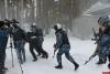 Спецоперацию по розыску и задержанию «сбежавших преступников» провели псковские курсанты