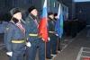 В честь празднования Дня защитника Отечества в псковской академии ФСИН России состоялось торжественное построение личного состава
