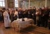 В храме Александра Невского отслужили литию по погибшим военнослужащим 6-й роты