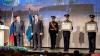Состоялось торжественное вручение свидетельств о госрегистрации флага и герба Псковской области