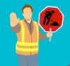Сегодня движение в сторону Пскова ограничили из-за дорожных работ