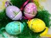 Пасхальный праздник для детей организует храм Александра Невского