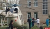 Борт санавиации доставил пациента в Островскую межрайонную больницу