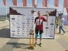 Островичка Екатерина Глущенко стала лучшей на Волгоградском марафоне среди женщин