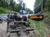 В соцсети появилось видео момента смертельного ДТП в Пустошкинском районе
