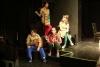 Петербургские актеры с особыми потребностями поделились собственными сказочными историями с псковским зрителем. ФОТО