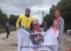 Псковский спортсмен завоевал победу на международном марафоне «Алые Паруса — 2019»