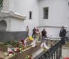 Лития на могиле поэта в Святогорском монастыре прошла в Пушкинский день России