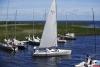 Ганзейская Псковская парусная регата открывается на Псковском озере