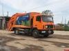 Новые мусоровозы поступили в Псковскую область