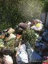 Интерактив: Могилы под мусором
