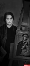 В Пскове работает фотоэкспозиция печорской художницы «У окраины Псковской земли»