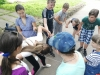 Квест-игра «Равнение на олимпийцев» состоялась в Великих Луках