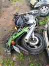 Мотоциклист попал в ДТП в Великих Луках