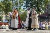 Протоиерей Олег Тэор возглавил заупокойную литию, прошедшую в Пскове в 78-ю годовщину начала Великой Отечественной войны