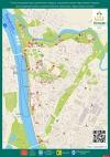 Стало известно месторасположение торговых объектов, туалетов и пунктов пропуска на Ганзе в Пскове