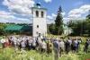 Престольный праздник в честь прп.Онуфрия Мальского прошел в деревне Малы. ФОТО