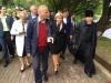 Ольга Голодец оценила ход реконструкции Двора Постникова и Варлаамовского угла в Пскове