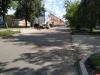 На улице Белинского в Пскове уложили выравнивающий слой асфальта