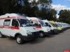 Медведев обещает регионам дополнительные средства на закупку машин «скорой помощи» и школьных автобусов
