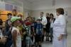 В гидрохимической лаборатории Псковского облсовпрофа прошли экскурсии для детей