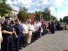 Начальник УМВД России по Псковской области возложил цветы к могиле Неизвестного солдата