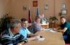 Василий Осипов проверил подготовку к отопительному сезону в Локнянском районе