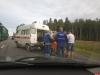 Микроавтобус «Москва - Великие Луки» попал в страшное ДТП в Московской области