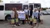 Экологическую акцию «Планета без пакета» провели единороссы в Пскове