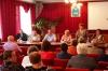 Депутат Госдумы от Псковской области Александр Козловский обсудил с жителями двух районов исполнение нацпроектов