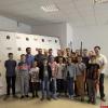 Международный гроссмейстер Александр Морозевич закрыл Шахматную неделю в Псковской области