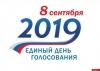 Голосование на выборах в Псковской области завершилось, начат подсчет голосов