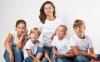 Если у женщины четверо детей, пенсия ей будет назначена в 56 лет