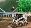 На территории псковской школы №47 начали строить стадион