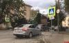 «Форд» и «Ауди» столкнулись на улице Труда