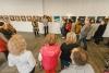 В Пскове открылась выставка «Про Девочку» Наталии Лукомской. ФОТО
