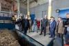 В Стругах Красных открылся завод по производству древесных топливных гранул